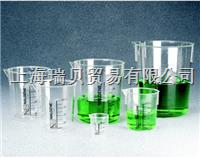 美国Nalgene 1203-4000,4000ml, Griffin.低型烧杯 1203-4000,4000ml