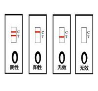 三聚氰胺检测卡(原奶) CLS-11090714