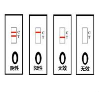 三聚氰胺检测卡(奶粉) CLS-11090715