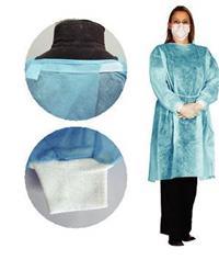 隔离服 蓝色 复合塑料膜,(防水) 规格 价格 C88-8033
