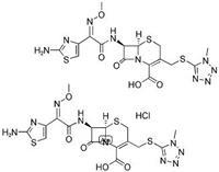 75739-58-8|盐酸头孢甲肟|Cefmenoxime hydrochloride DZ010016