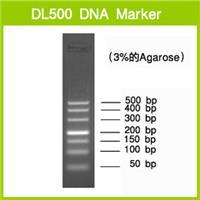 DL500 DNA Marker |3590A |TAKARA进口原装|现货当日发 3590A