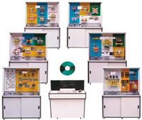 HL-6型电机与变压器声动同步CD解说示教陈列柜