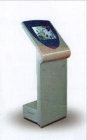 液晶触摸屏足部反射区教学系统