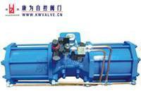 AW系列雙作用氣動執行器 AW系列