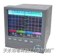 SWP-TSR系列TFT真彩無紙記錄儀