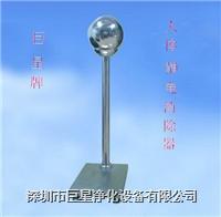 觸摸式人體靜電消除器 **-觸摸式人體靜電消除器