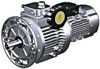 MB系列無級變速機(功率:0.18KW~7.5KW) 基本型配蝸輪蝸桿減速機MB-RV