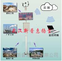 扬尘监测|新普惠环保|山东济南扬尘监测系统|机械网 PHYC100