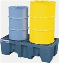 2桶裝盛漏托盤 Justrite,28234,28236