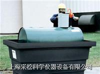 大容量盛漏槽 Enpac,5275-BK,275加侖