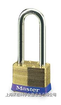 黃銅千層鎖(51mm寬鎖體) Master lock,6LJ,6KALJ,10mm粗鎖鉤,長鉤64mm