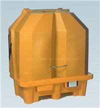 户外重型两桶硬顶防渗漏隔间 CN1082,CN1083