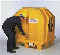 户外重型四桶硬顶防渗漏隔间 CN1080,CN1081
