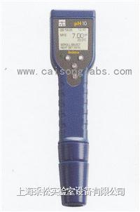 YSI pH10型笔式酸碱度/温度计 pH10型