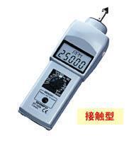 日本新寶接觸式轉速表 DT-105A