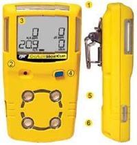 多種氣體檢測儀  GasAlertMicroClip