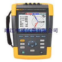 Fluke 437 系列 II 400Hz 電能質量和能量分析儀 Fluke 437 系列 II