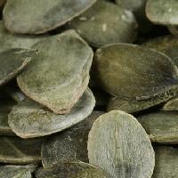 Natural Pumpkin Seeds Grown without Shell