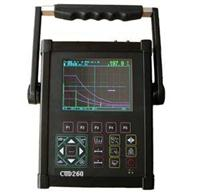 CUD260数字彩屏超声探伤仪(专业型)