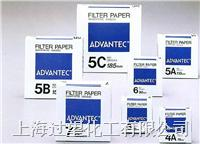 ADVANTEC FILTER PAPER  110mm 125mm 70mm 90mm
