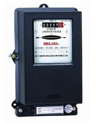 DS864-1.5(6A) 100V三相電度表 DS864