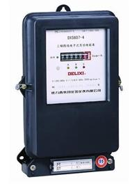 DXS607-4三相四線電子式無功電能表 DXS607-4 3×57.7/100V 3×3(6)A