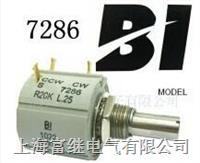 BI 7286-50K多圈电位器 BI 7286-50K