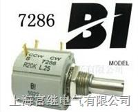 BI 7286-1K多圈电位器 BI 7286-1K