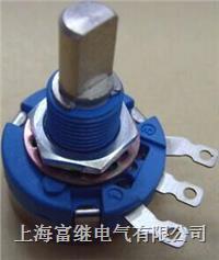 RVQ24YNO3S20F B502多圈电位器 RVQ24YNO3S20F B502