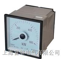 Q96-WTCZAO带隔离电量变送输出功率表 Q96-WTCZAO