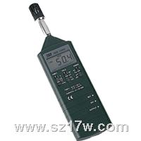 TES-1360數字溫濕度計 TES-1360 TES1360 泰仕1360