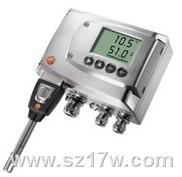 在線溫濕度計testo 6681  testo 6681 說明書 參數 蘇州價格