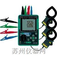 MODEL 6300 电能质量分析仪  MODEL 6300