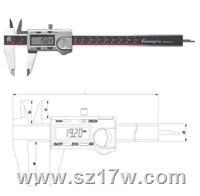 原点数显卡尺0-300mm 0-300mm  0-200mm   0-150mm 说明书 参数 苏州价格