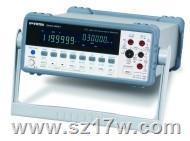 GDM-8261 6 1/2位双显示可编程数字万用表 GDM-8261    参数   价格   说明书