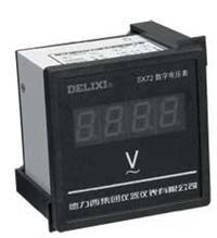 数字显示仪表    SX72-1000/5         SX72-500/5