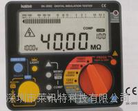 SK-3502日本凱世Kaise絕緣電阻測量儀