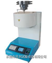 觸摸式熔體流動速率儀 BE-MY-8100W