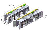 動力電池檢測設備集裝箱式