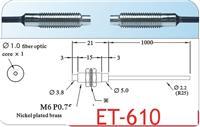 台湾广视GX对射型光纤线 ET-610 ET-610-I
