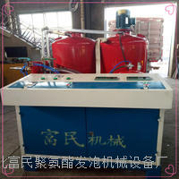 聚氨酯发泡机 保温管可浇注发泡机设备 富民 dy-109