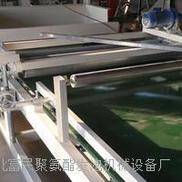技术人员生产岩棉复合板大型设备 齐全