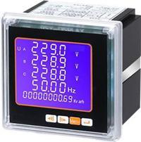 42方形复费率电能表(液晶)