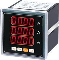 6方形智能三相电流表
