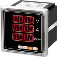 42方形智能电流电压无功功率组合表