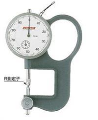 日本孔雀PEACOCK|GL 针盘式厚度计 GL