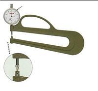 日本孔雀PEACOCK|H-3 针盘式厚度计 H-3