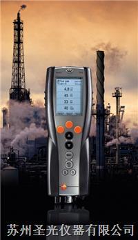 德圖手持式工業煙氣分析儀 testo 340