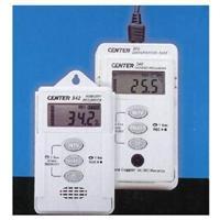 CENTER 342温湿度记录仪 群特342